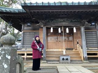 2020.1綺麗になった多賀神社